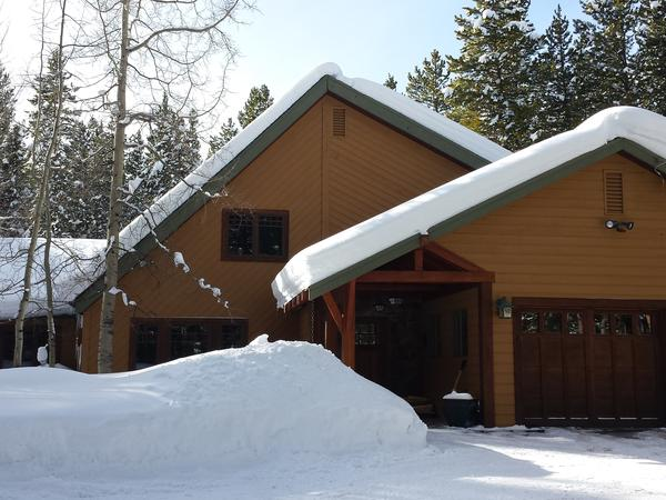 A beautiful, comfortable home in the world famous Rocky Mountains