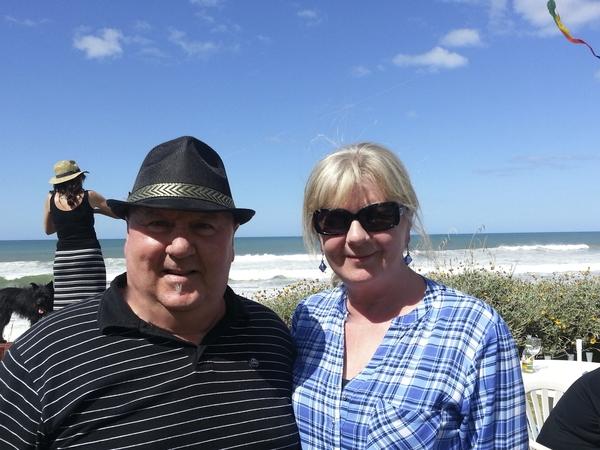 Lynda & John from Rotorua, New Zealand