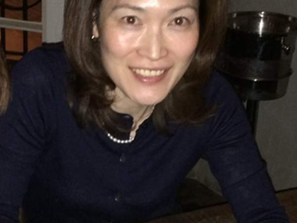Kayoko from Shanghai, China