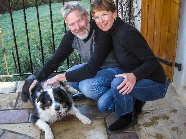 Jon & Jo ann from Le Bugue, France