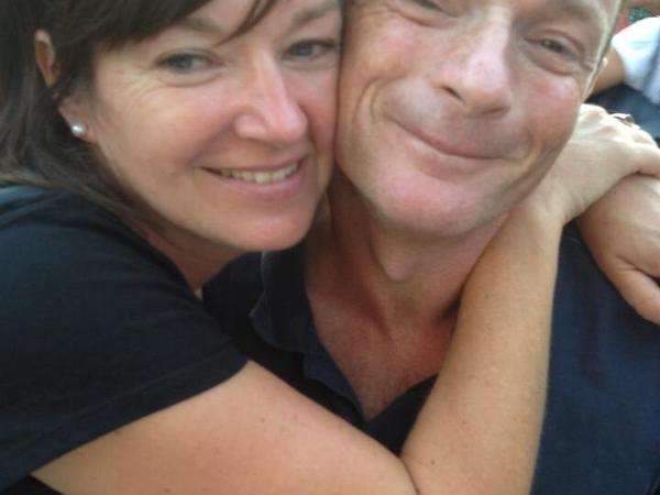 Martin & Sandra from Rome, Italy