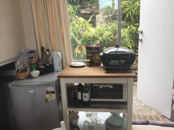 Housesitting assignment in Kirribilli, New South Wales, Australia