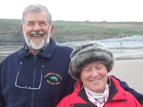 Richard & Lynne from Kathikas, Cyprus