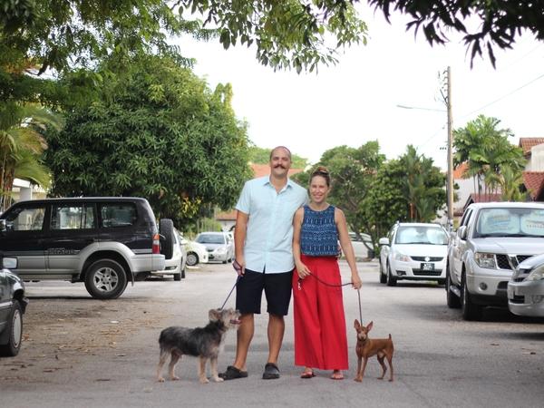 Jess & Bayka from Dar es Salaam, Tanzania