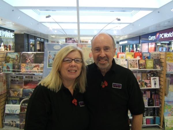 Angela & David from Pentraeth, United Kingdom