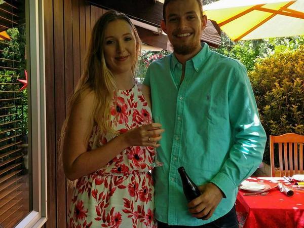 Alice & Ben from Hamilton, New Zealand
