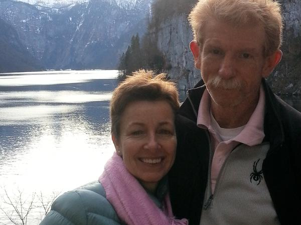 Manuela & Gordon from Poole, United Kingdom
