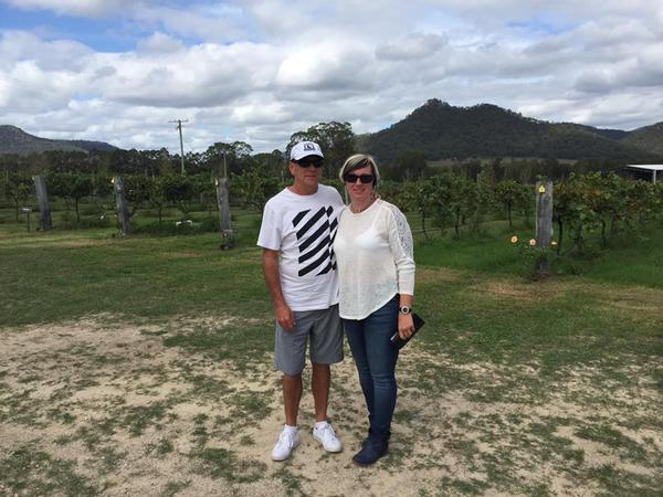 Henriette & Ron from Lithgow, New South Wales, Australia