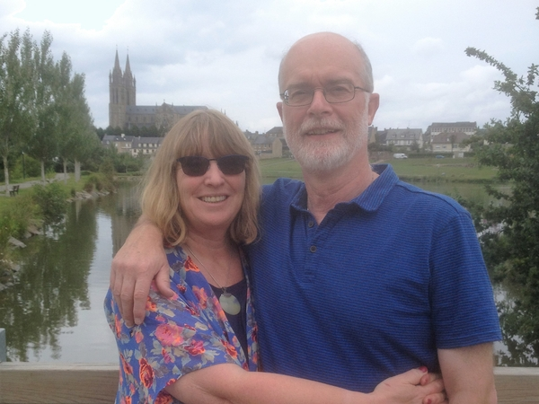 Deirdre & David from Harleston, United Kingdom