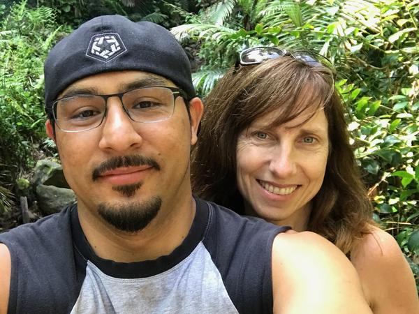 Alicia & Gilbert from Silverton, Oregon, United States