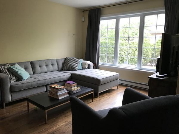 Housesitting assignment in Saint-Laurent, Quebec, Canada