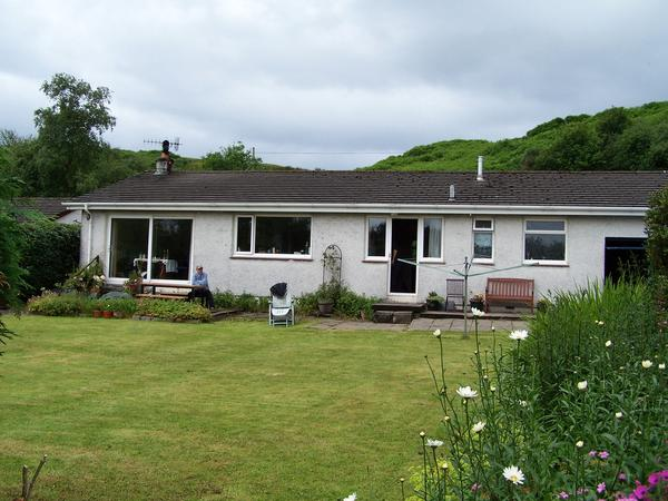 House and cat sitter for Ralphy on the island of Seil, Argyll