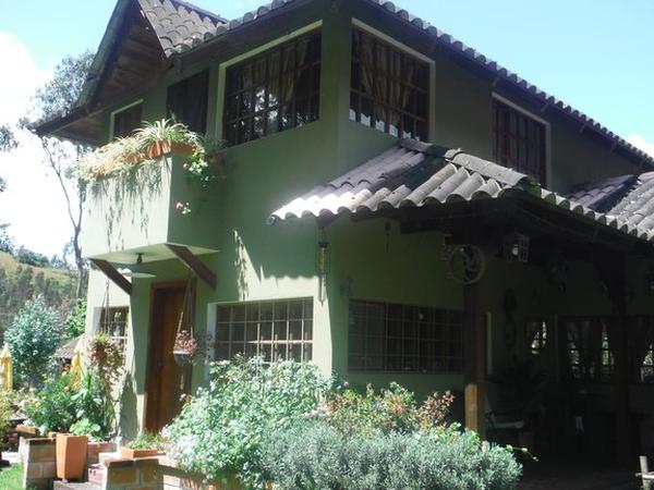 Housesitting assignment in Cotacachi, Ecuador