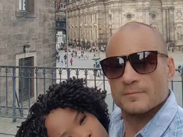 Carsten & Pearl from Dresden, Germany