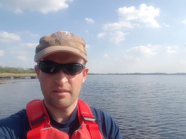Mike from Killaloe, Ireland
