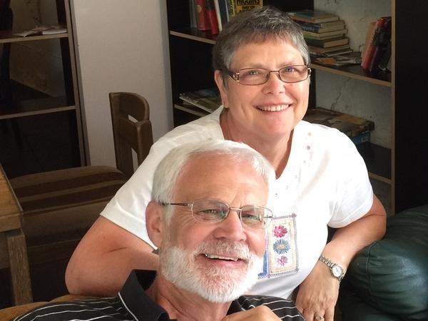James & Diane from Vilnius, Lithuania