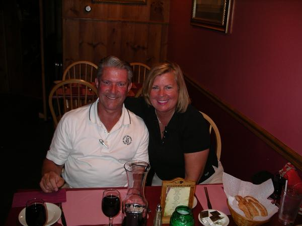 Jacqueline & Gerard from Blue Ridge, GA, United States