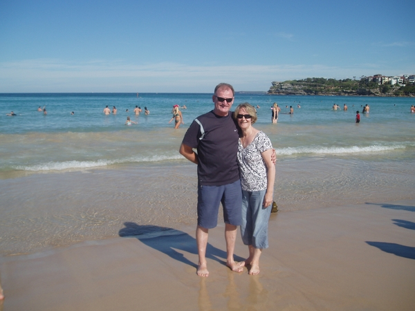 Wendy & Bob from Geelong, VIC, Australia