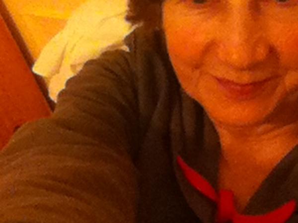 Muriel from Edinburgh, United Kingdom