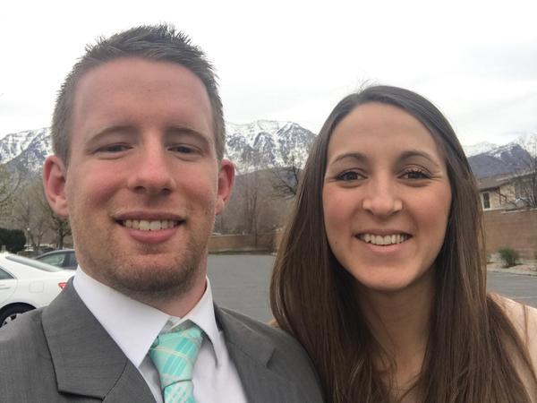 Kimberlie & Tanner from Orem, UT, United States