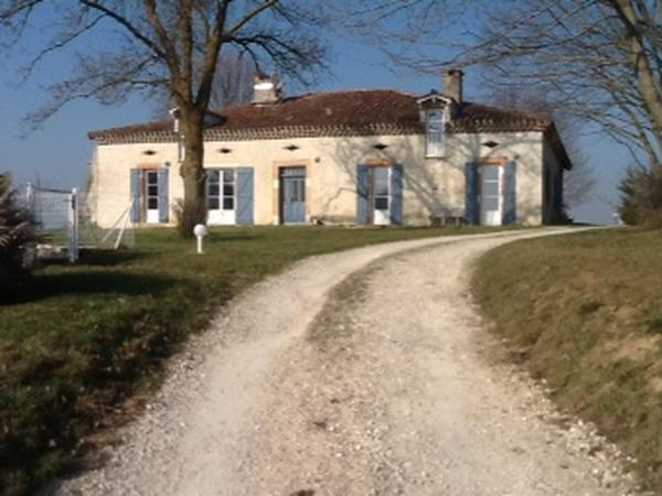 Housesitting assignment in L'Isle-Jourdain, France