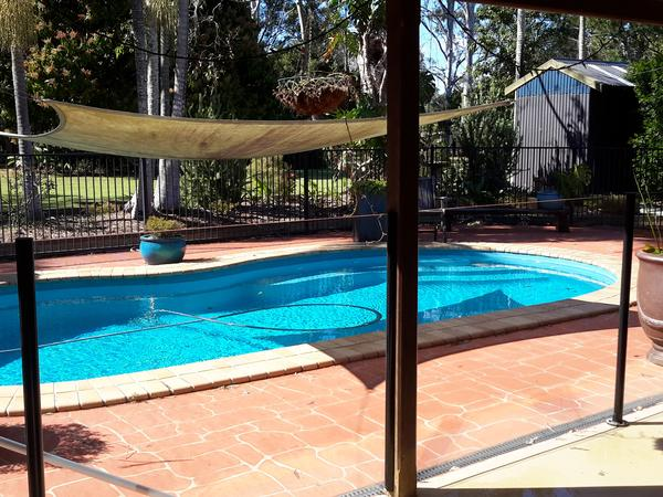 Housesitting assignment in Maryborough, Queensland, Australia