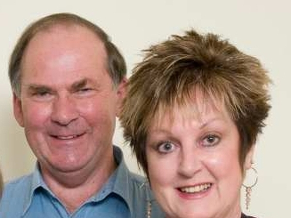 Wendy & Ron from Paraparaumu, New Zealand