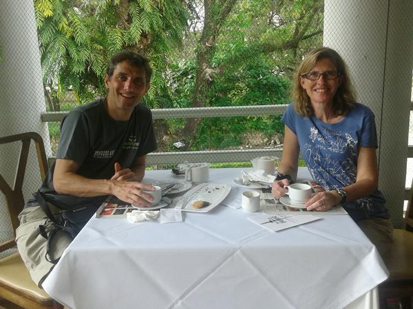 John & Sonia from Singapore, Singapore