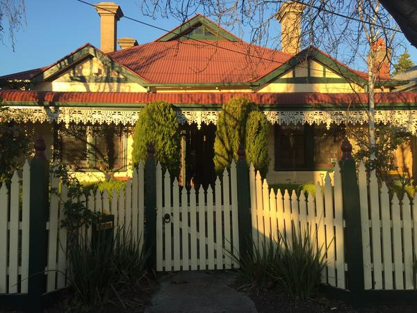 Housesitting assignment in Footscray, Victoria, Australia
