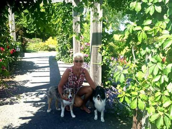 Judy & Evert from Halifax, NS, Canada