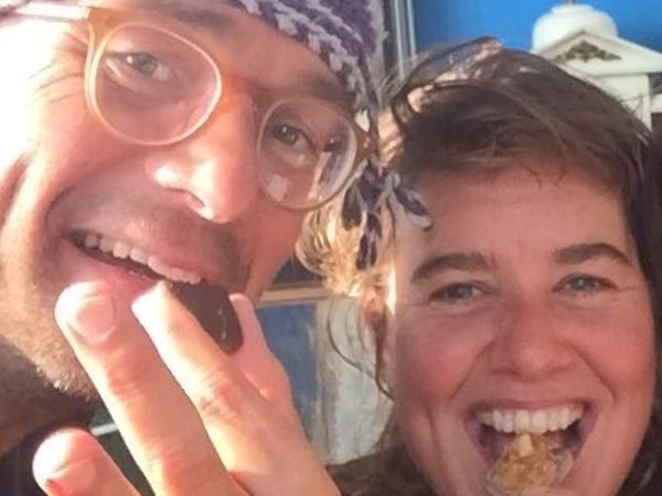 Marion & Arjan from Groningen, Netherlands