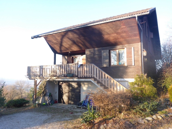 Chalet in the French Alps, with 1 dog 1 cat