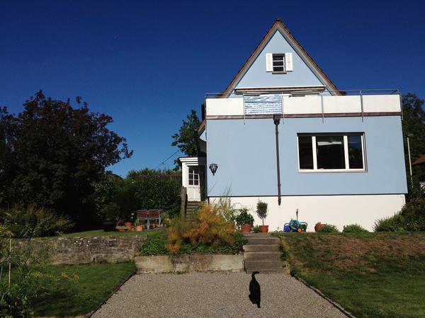 Housesitting assignment in Kilchberg, Switzerland