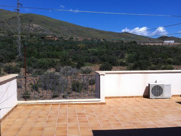 Housesitting assignment in Gérgal, Spain