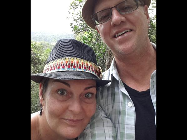 Christie & Dave from Wellington, New Zealand