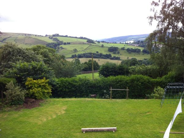 Rural Home in Beautiful Peak District with Hens, Dog & Cat for a week end July/early August