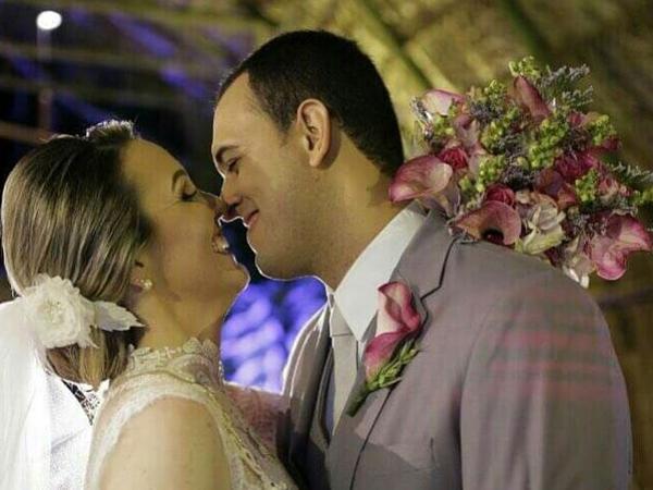 Lilian & Denilton from Andradina, Brazil