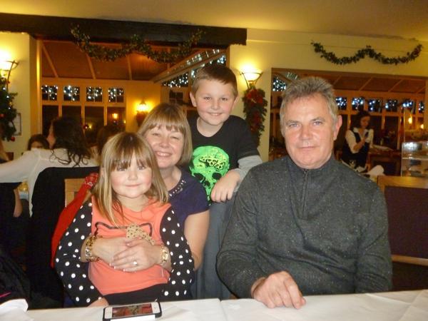Sheri & William from Hockley, United Kingdom