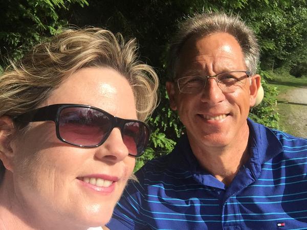 Brenda & Doug from Nanaimo, British Columbia, Canada