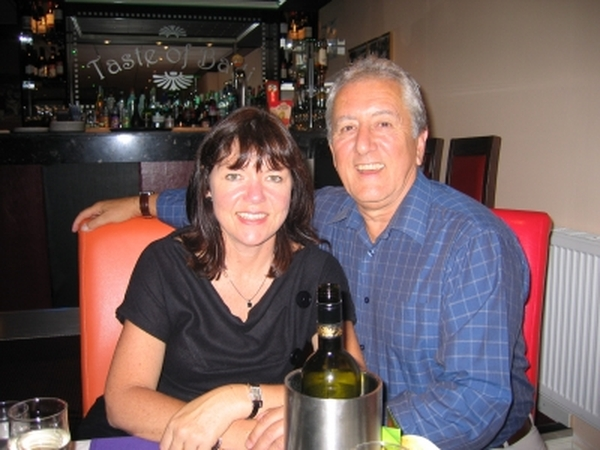 Glennis & Philip from Whitianga, New Zealand