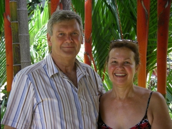 Hester & Ernest from Port Macquarie, New South Wales, Australia