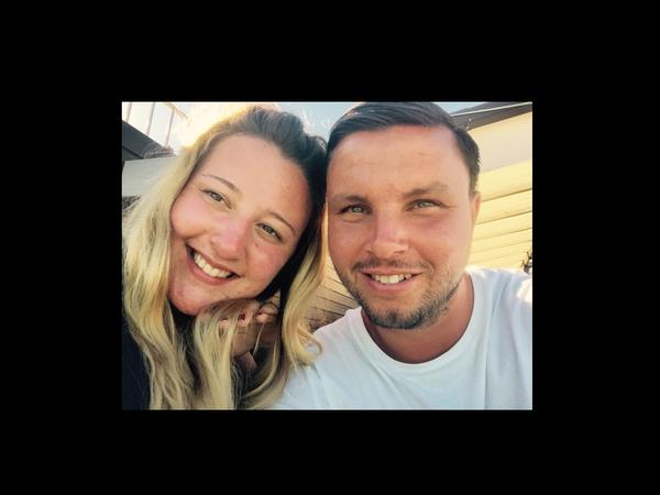 Meaghan & Terry from Oxshott, United Kingdom