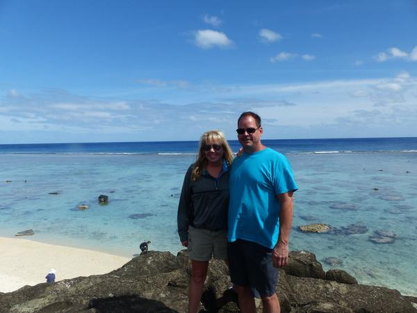 Vicki & Scott from Jacksonville, Florida, United States