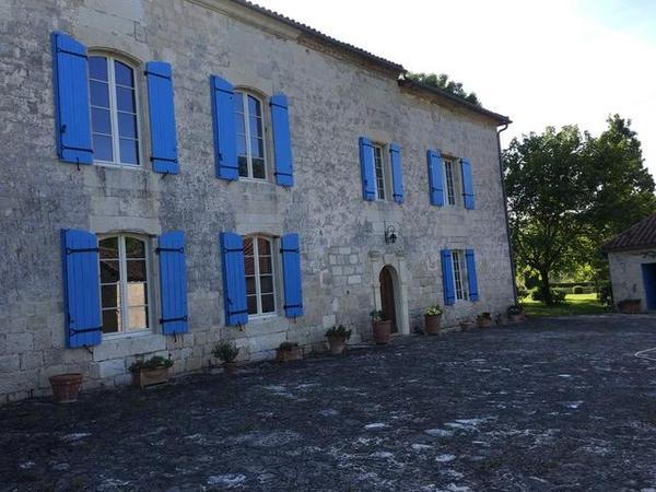Housesitting assignment in Montjoi, France