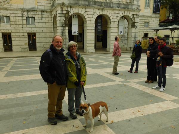 Peter & Donna from Sevilla, Spain