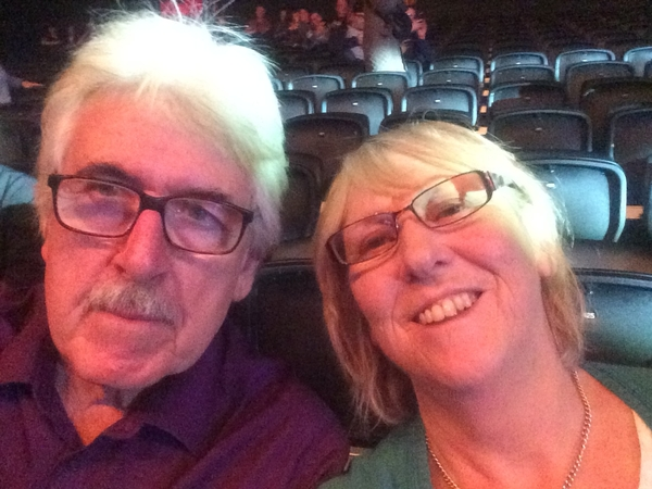 Rosie & David from Ross on Wye, United Kingdom