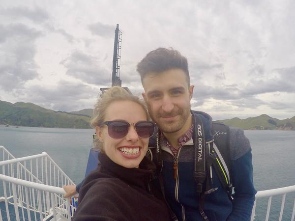 Luke & Saiya from Ipswich, United Kingdom