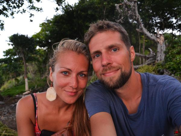Céline & Benjamin from Kruishoutem, Belgium
