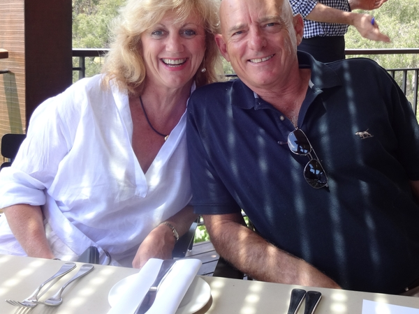 Peter & Deb from Gold Coast, Queensland, Australia
