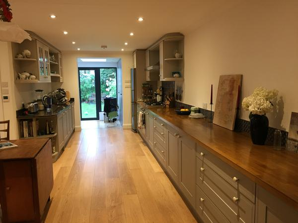 Cosy NW London flat with 2 friendly cats